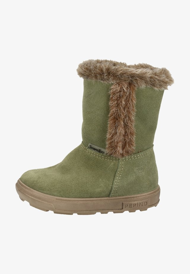 Snowboots  - schilf 522