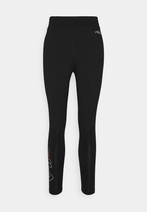FELIZE 7/8 LEGGINGS - Medias - black