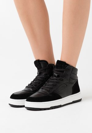 CARLA  - Sneakers alte - black