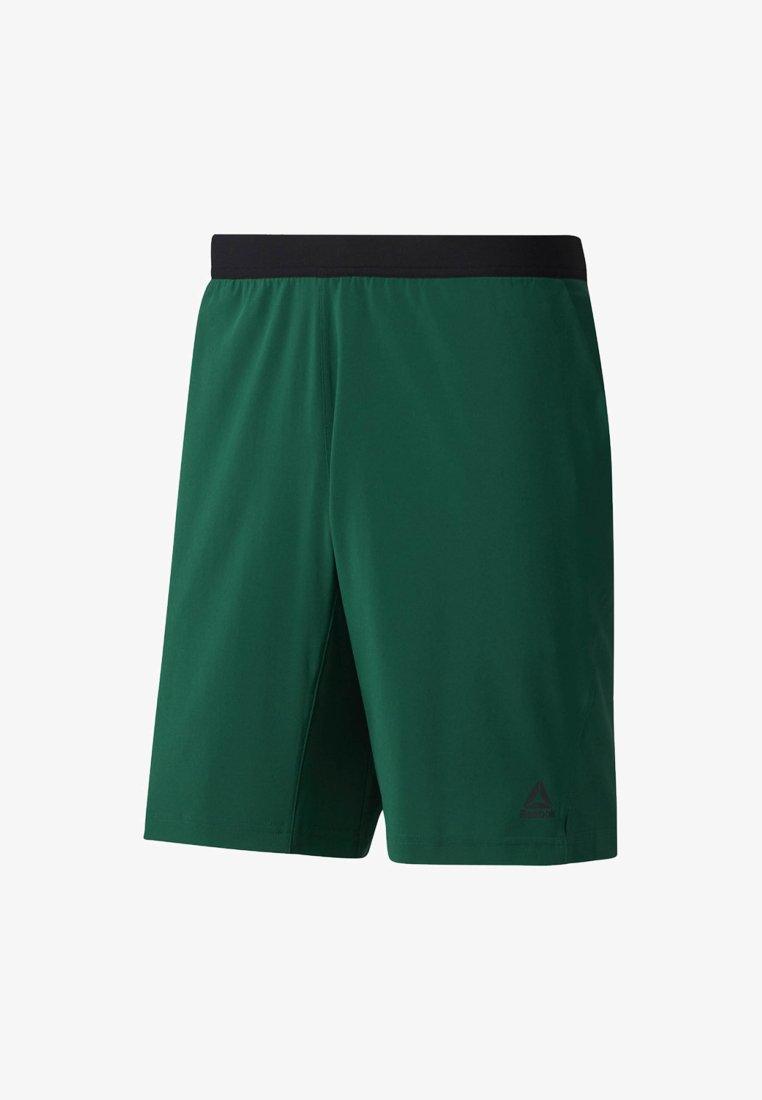 Reebok - SPEEDWICK SPEED SHORTS - Sports shorts - clover green