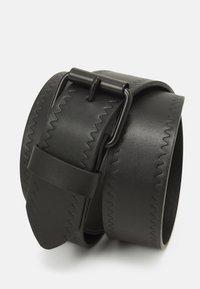 Pier One - Cintura - black - 2