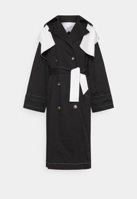 MIMI - Trenchcoat - black