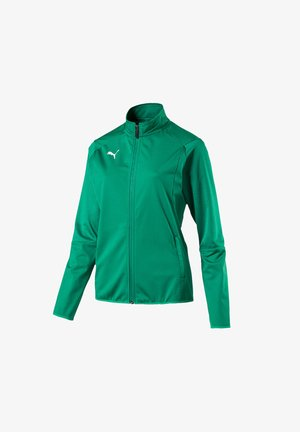 LIGA - Training jacket - gruen