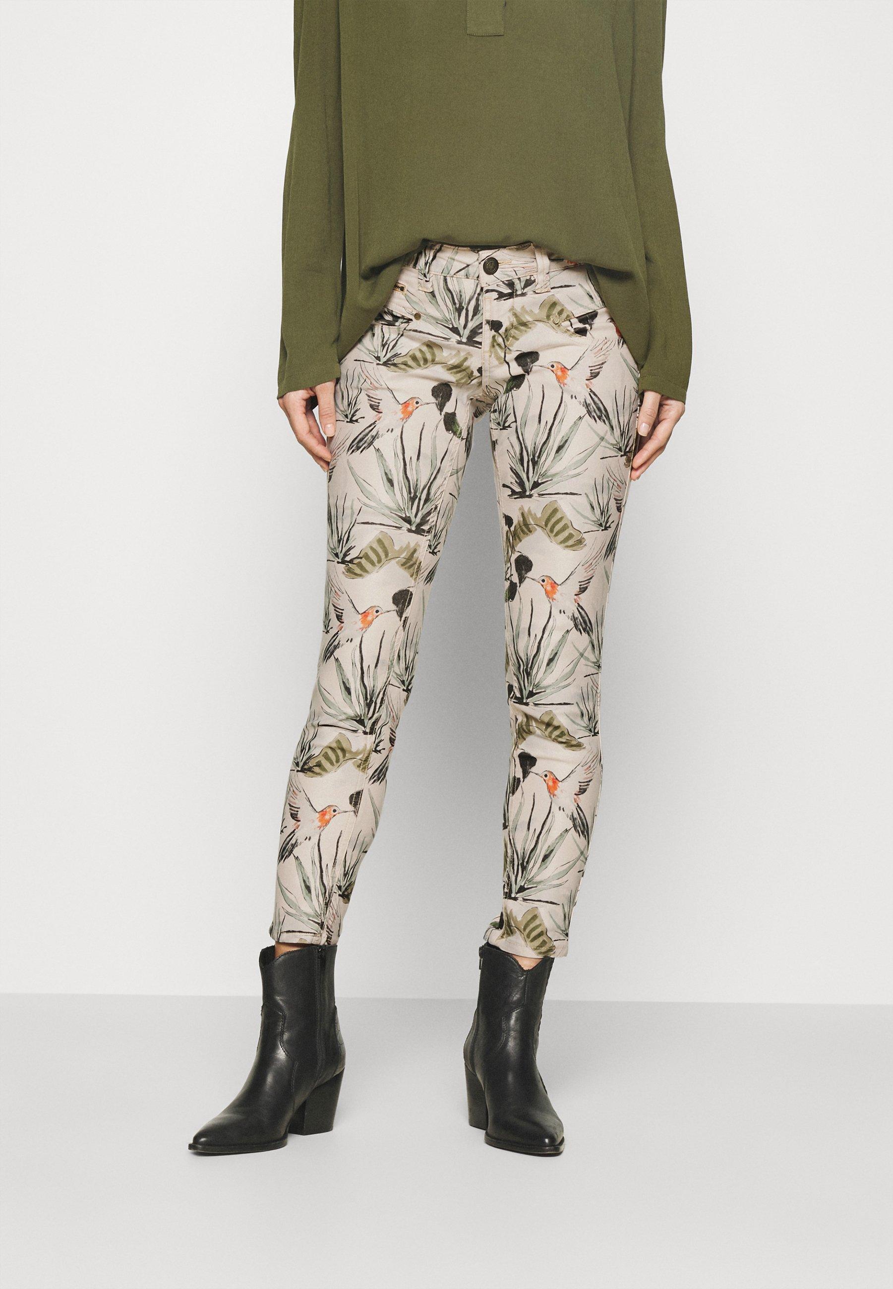 Women ALEXA CROPPED COLIBRI - Trousers