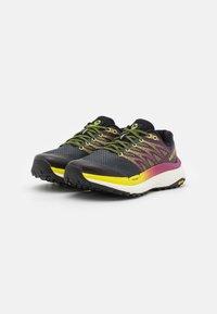 Merrell - RUBATO - Běžecké boty do terénu - black - 1
