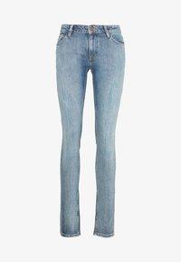 Nudie Jeans - LIN - Jeans Skinny Fit - indigo victim - 3