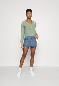 ONLY - ONLAMALIA - Cardigan - hedge green - 1