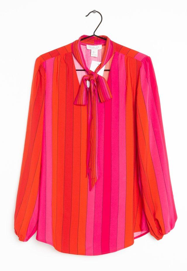Blouse - light pink, orange