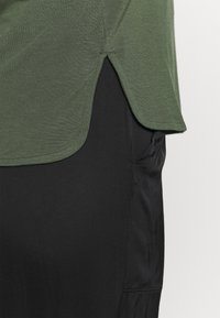 Casall - DRAPY MUSCLE TANK - Top - northern green - 3