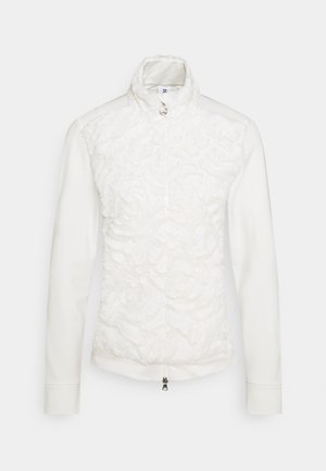 FRANCES JACKET - Training jacket - ivory