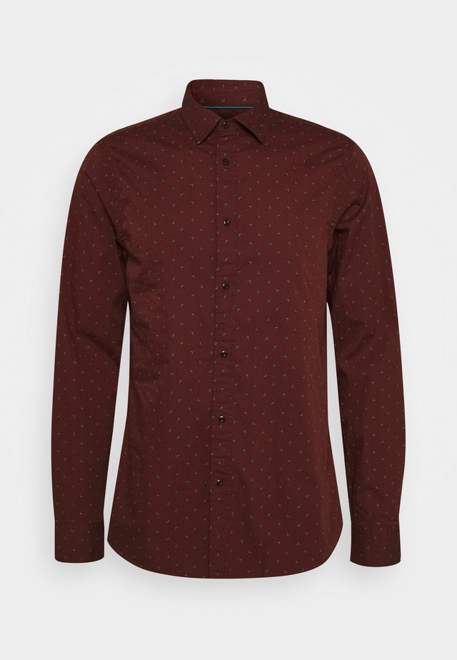 REGULAR FIT - Camicia - brown
