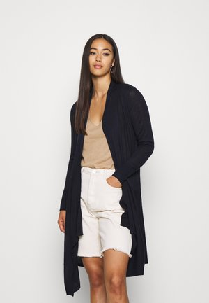 ONLALEXA LONG CARDIGAN - Chaqueta de punto - night sky