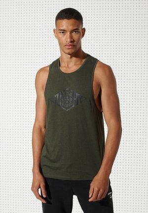 Top - army khaki