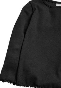 Next - Long sleeved top - black - 2