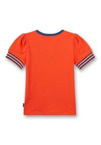 Sanetta Kidswear - Print T-shirt - red - 1