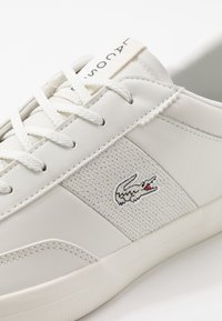 Lacoste - COURT MASTER - Sneakers - white/offwhite - 5