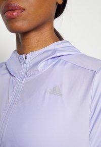 adidas Performance - OWN THE RUN - Training jacket - violet tone - 4
