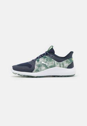 X PALM TREE CREW IGNITE FASTEN8 MONEY BAG - Chaussures de golf - navy blazer