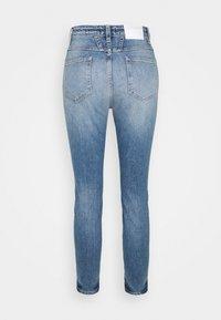 CLOSED - BAKER HIGH - Skinny džíny - blue - 3