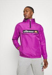 Ellesse - Windbreaker - purple - 0
