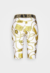 Versace Jeans Couture - BIKER - Shorts - white - 7