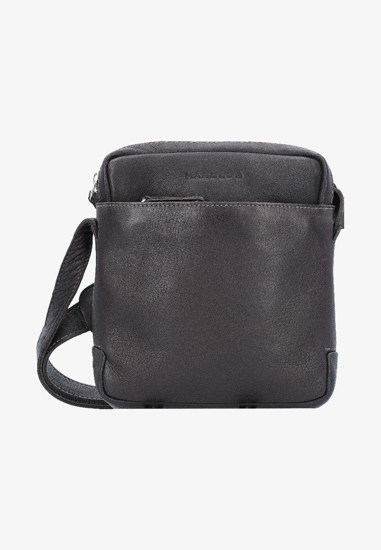 Harold's - CONCEPTS - Across body bag - dark brown