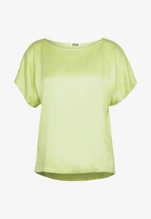 SOMIA - T-shirt basic - yellow