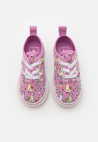Vans - AUTHENTIC ELASTIC LACE - Sneakers laag - orchid/true white - 3