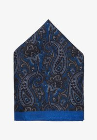 Selected Homme - SLHCLAUS HANKIE - Pocket square - dark sapphire - 1