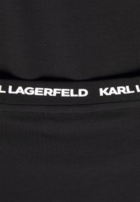 KARL LAGERFELD - CREWNECK - Triko spotiskem - black - 6