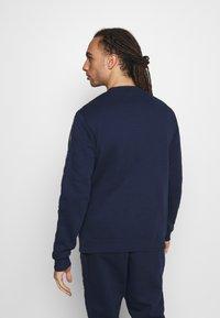 Reebok - TAPE CREW - Sweatshirts - dark blue - 2