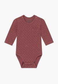 Hust & Claire - BASE BABY 3 PACK - Body - dusty rose - 2