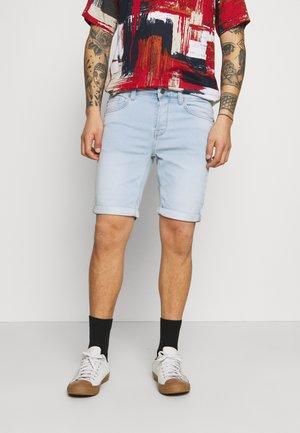 ONSPLY LIFE - Denim shorts - blue denim