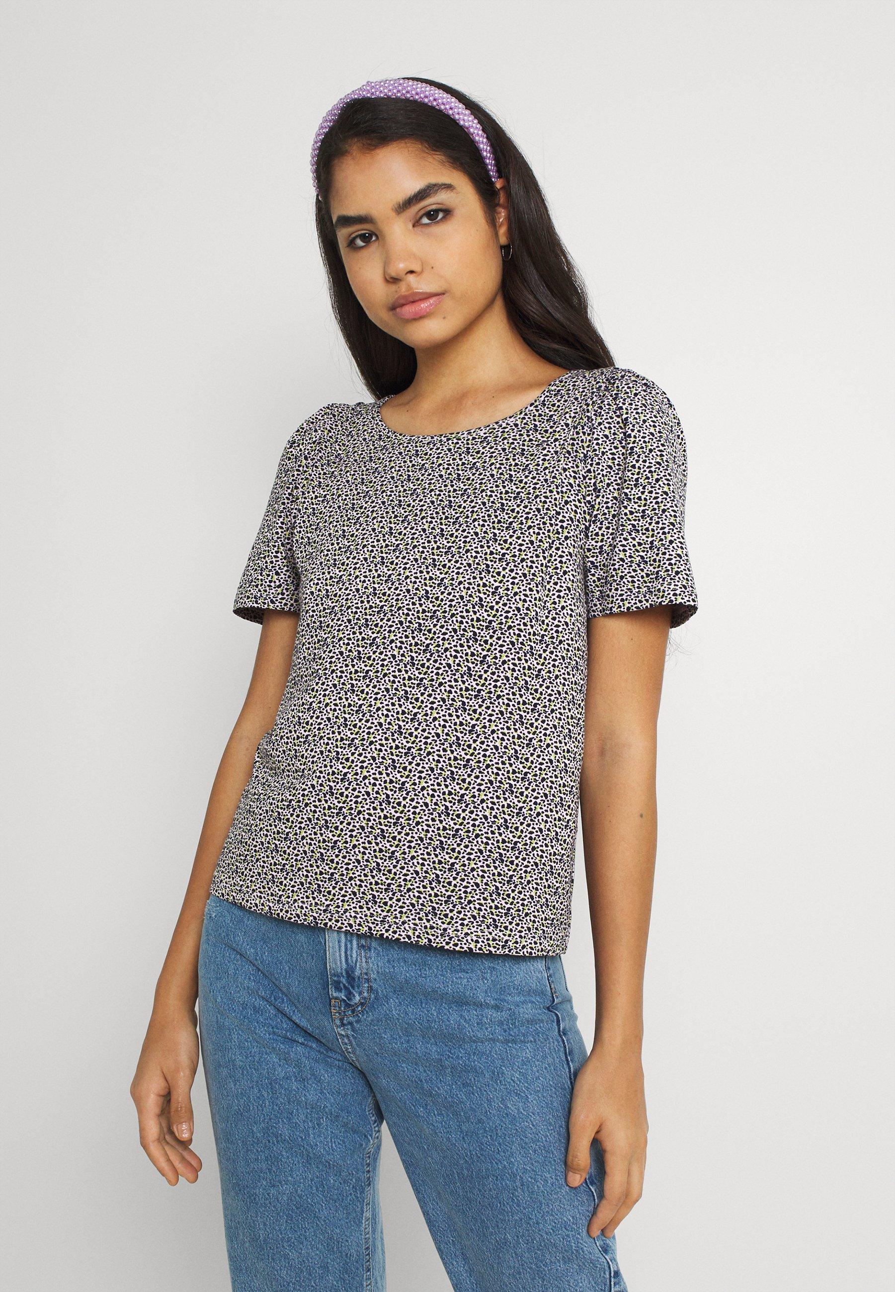 Women NUCORALIE TEE - Print T-shirt