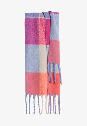 Scarf - neon pink