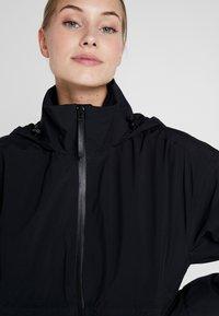 adidas Performance - URBAN RAIN.RDY  - Regnjakke / vandafvisende jakker - black - 7