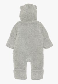 GAP - SHERPA BABY - Jumpsuit - light heather grey - 1