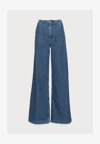 Ética - DEVON - Flared Jeans - sequoia - 4