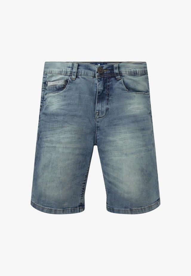 Shorts di jeans - apricot