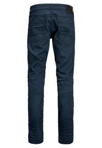 Jack & Jones - JEANS CLARK ICON - Straight leg jeans - blue denim - 1