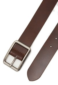 Zign - UNISEX LEATHER - Pásek - brown - 1