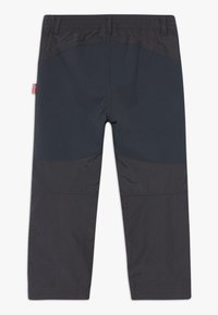 TrollKids - HAMMERFEST PRO SLIM FIT UNISEX - Outdoor trousers - dark grey - 1