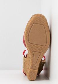 Kurt Geiger London - KARMEN - High heeled sandals - red - 6