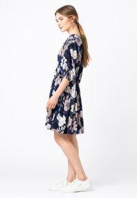 HALLHUBER - MIT MAXI-FLORALPRINT - Day dress - multicolor - 1