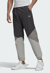 adidas Originals - Tracksuit bottoms - grey - 0