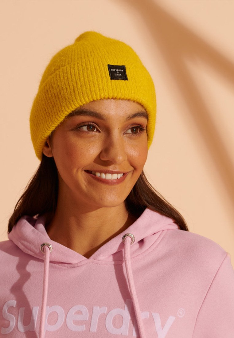 Superdry - Beanie - staten yellow