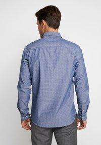 Selected Homme - SLHSLIMMARK WASHED - Formal shirt - dark blue - 2