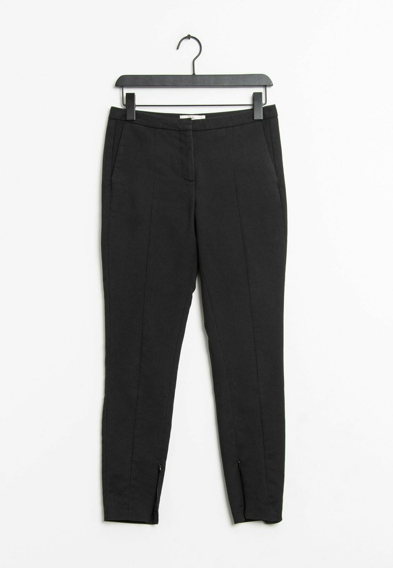 Selected Femme - Trousers - black