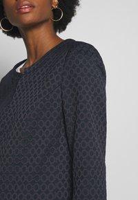 comma - Krátký kabát - ink blue - 4