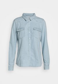 Pieszak - STACY SWAN WASH DALLAS - Skjorte - denim blue - 3